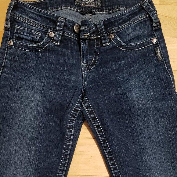 Silver Jeans - Dark Denim